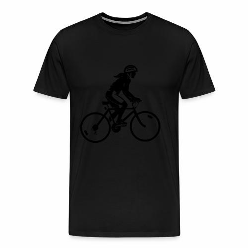 RedSunshineFitness - Bike - Männer Premium T-Shirt