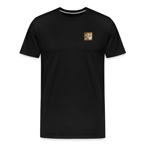 Channal logo - Men's Premium T-Shirt