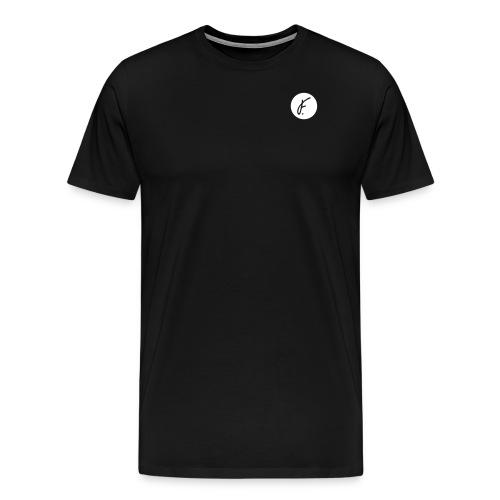 Field signet - Männer Premium T-Shirt