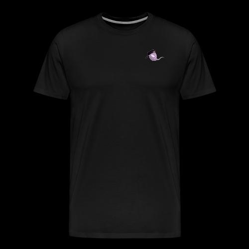 Bill The Alien Limited Edition Purple - Men's Premium T-Shirt