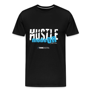HUSTLE mode on. Gary Vee - Maglietta Premium da uomo