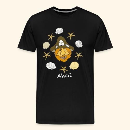 Pirat - Männer Premium T-Shirt
