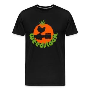 Weedstock - T-shirt Premium Homme