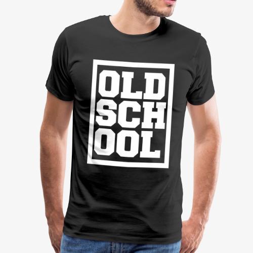 Old School Hip Hop Shirt - Männer Premium T-Shirt