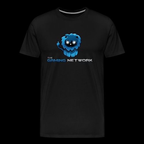 The Gaming Network - Männer Premium T-Shirt