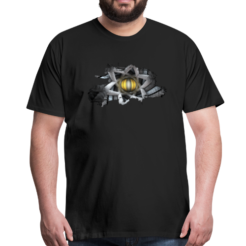 cellular eye one - Männer Premium T-Shirt
