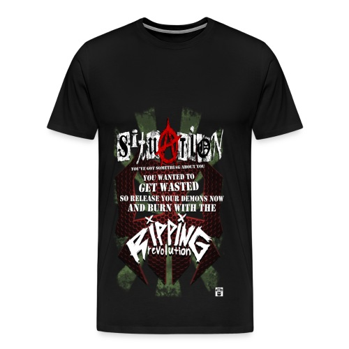 SITUATION - Men's Premium T-Shirt