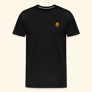 btc - Men's Premium T-Shirt