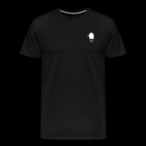 Basic logo tea - Men's Premium T-Shirt