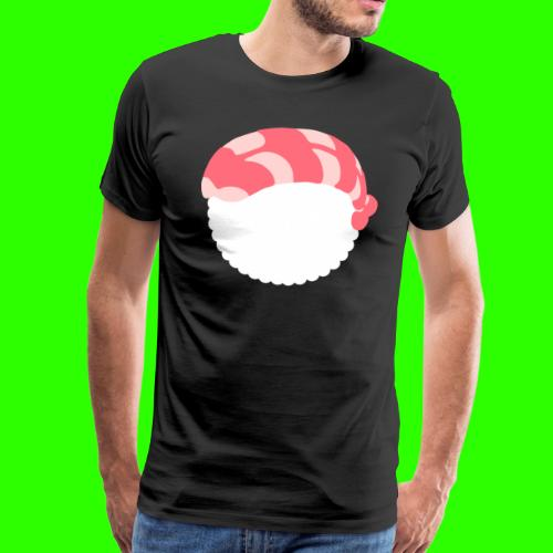 SUSHI CREVETTE - T-shirt Premium Homme