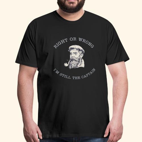CD0F2CD0 AE74 451E B523 47B78AEF4C06 - Herre premium T-shirt