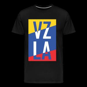 Venezuela - Camiseta premium hombre