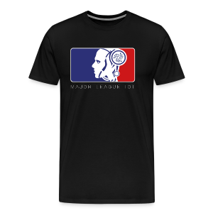 MAJOR LEAGUE IOTA - IOTA TANGLE - Men's Premium T-Shirt