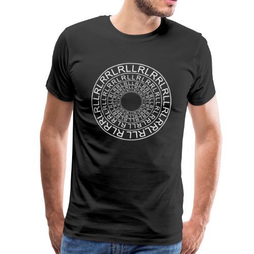 Schlagzeuger T-Shirt - Paradiddle - Männer Premium T-Shirt