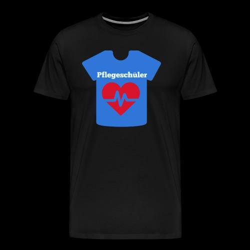 Pflege Tshirt - Männer Premium T-Shirt