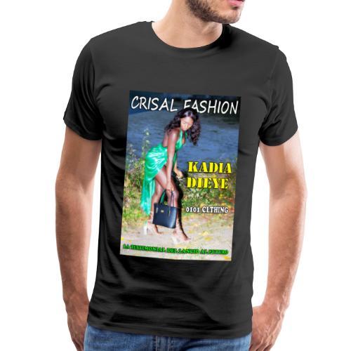 Kadia Dieye - Maglietta Premium da uomo
