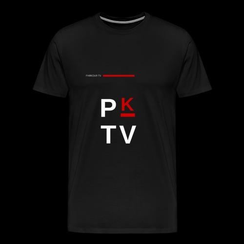 Parkour Tv - T-shirt Premium Homme