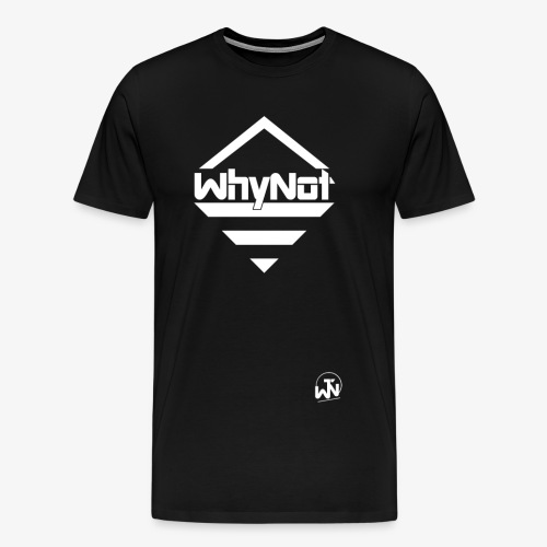 WhyNot Basic | Merch - Männer Premium T-Shirt