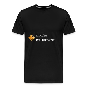 M1Molter - Der Heimwerker - Männer Premium T-Shirt