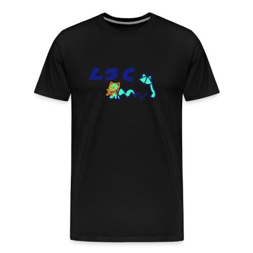 LSC - Mannen Premium T-shirt