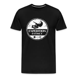 Expedition Extinct - Men's Premium T-Shirt