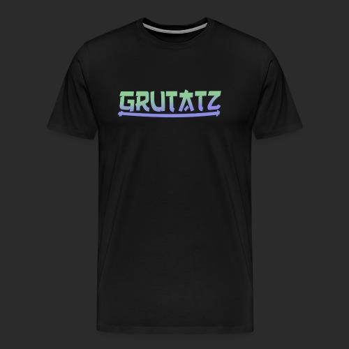 Grutatz 3 - Männer Premium T-Shirt