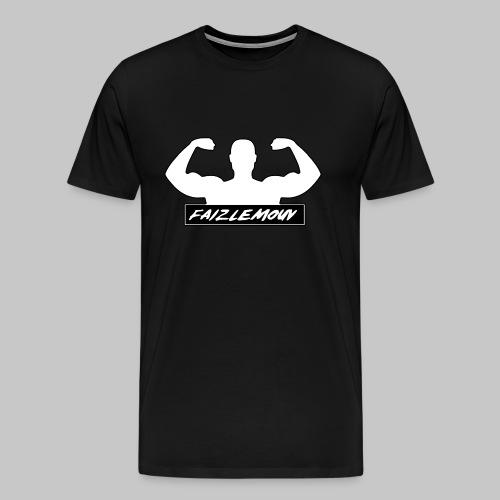 Faizlemouv - Mannen Premium T-shirt