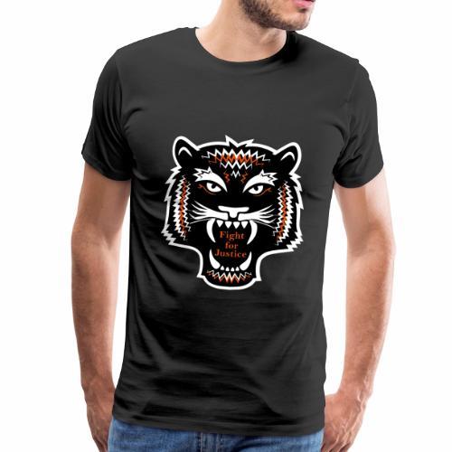 Fight for justice - Männer Premium T-Shirt