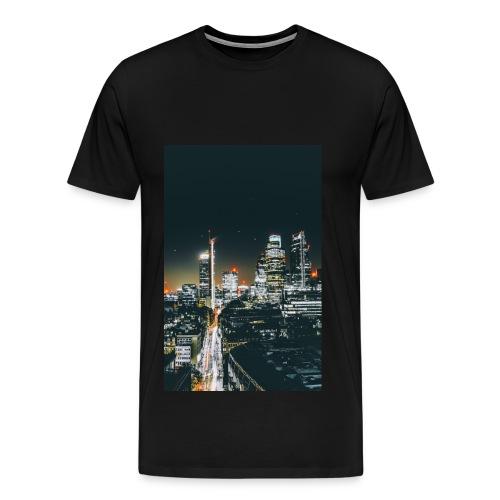 London night light - Men's Premium T-Shirt