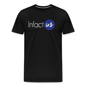 InfactUS Classic - T-shirt Premium Homme