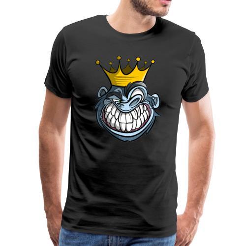 Affen T-Shirt - Männer Premium T-Shirt