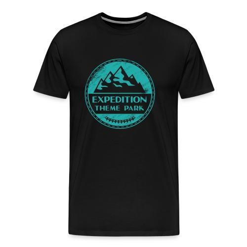 Expedition Theme Park - Men's Premium T-Shirt