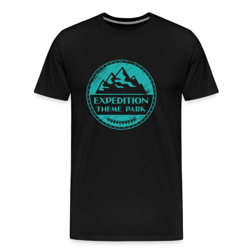 Expedition Theme Park - Men's Premium T-Shirt