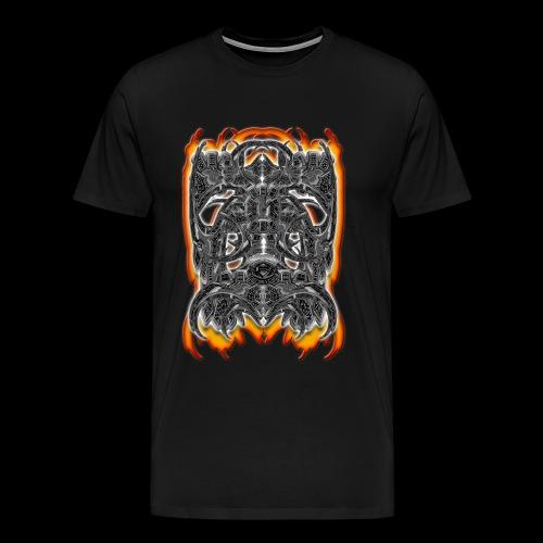 domino - Männer Premium T-Shirt