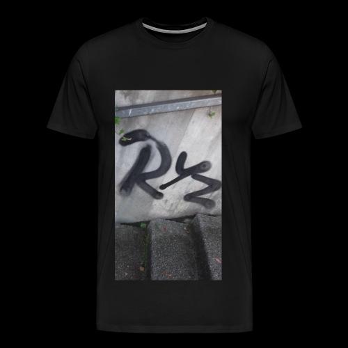 Unsere Gegend - Männer Premium T-Shirt