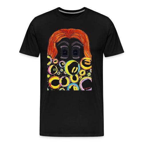 Seifenblasen Mädchen - Männer Premium T-Shirt