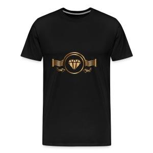 DIAMANTE ESTILO - Camiseta premium hombre