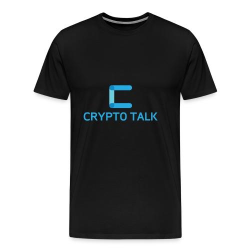 Crypto Talk - Men's Premium T-Shirt