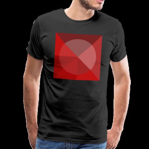 Blutorange - Männer Premium T-Shirt