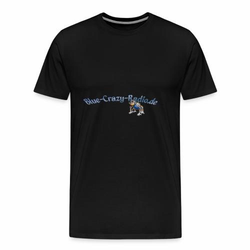 Bcr logo3 - Männer Premium T-Shirt