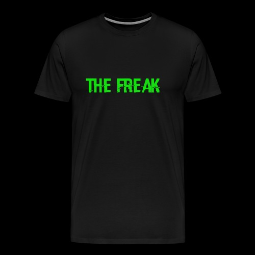 The Freak - Herre premium T-shirt