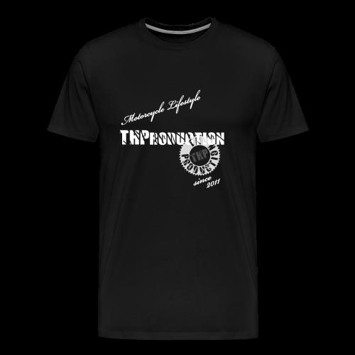 Motorcycle Lifestyle - Männer Premium T-Shirt