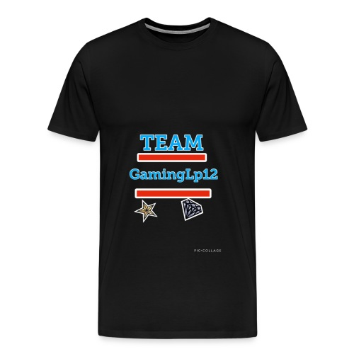 Team GamingLp12 Shirt - Männer Premium T-Shirt