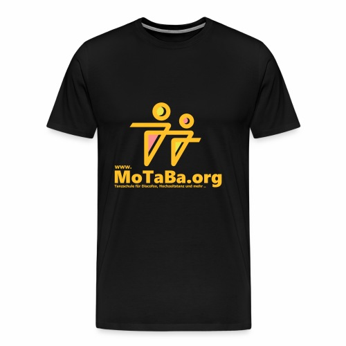 MoTaBa.org - Logo - Männer Premium T-Shirt