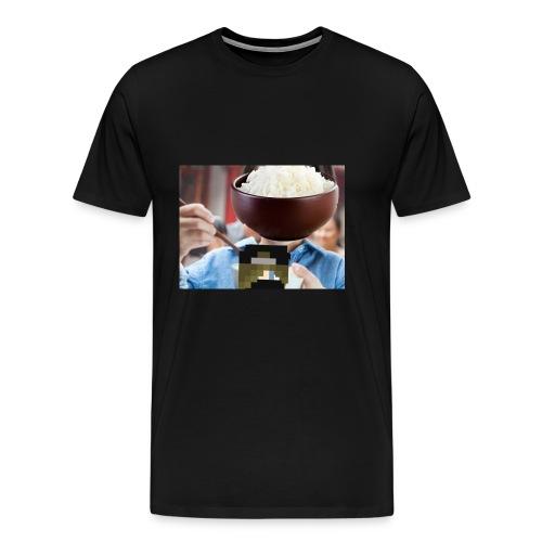 Reis für Reis - Männer Premium T-Shirt