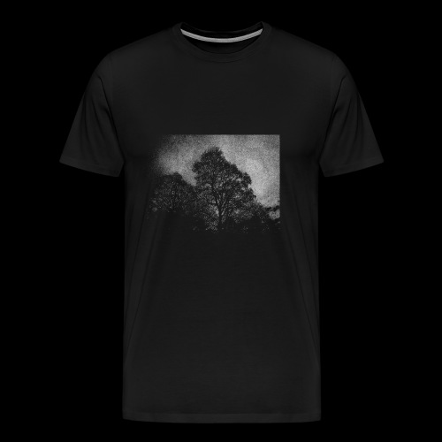 Dark Trees - T-shirt Premium Homme