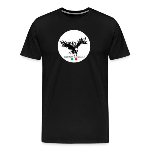 1POTENZANAZIONALE - Maglietta Premium da uomo