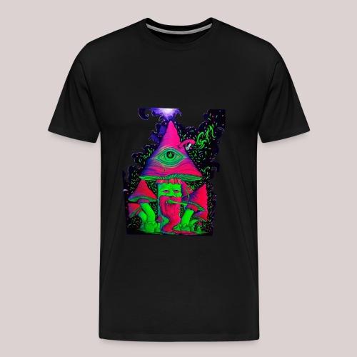 Shroom - Männer Premium T-Shirt