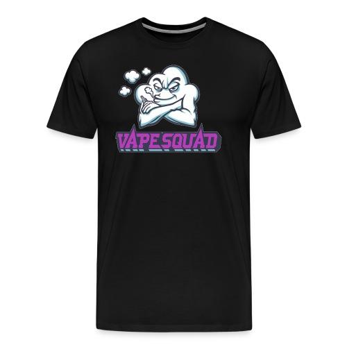 Vape Squad Logo Mixer - Men's Premium T-Shirt
