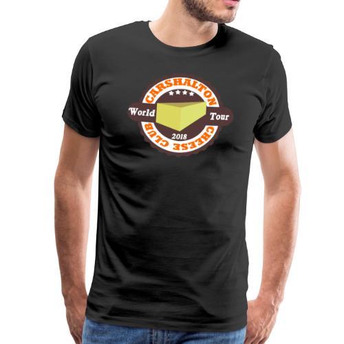 cheese club 2018 - Men's Premium T-Shirt